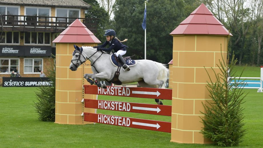 Hickstead All England Jumping Championships results: Thursday 3 Sept 2020