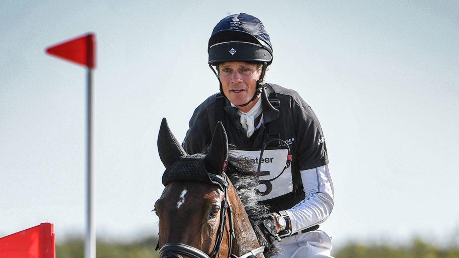 William Fox-Pitt riding Grafennacht at Burnham Market Horse Trials