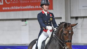 Charlotte Dujardin wins grand prix with personal best at Keysoe CDI3*
