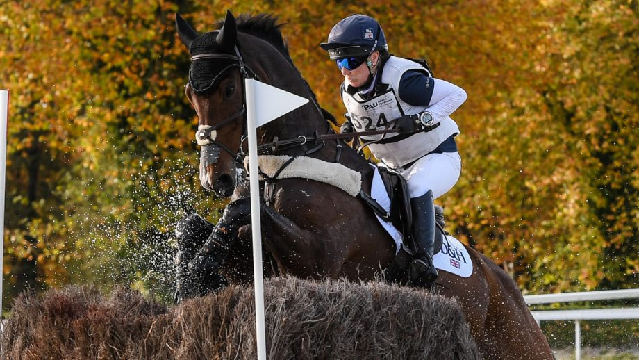 Pau Horse Trials 2020 cross-country results: Laura Collett and London 52