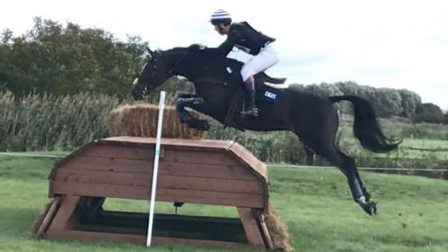 Horse bought for £5 completes four-star event