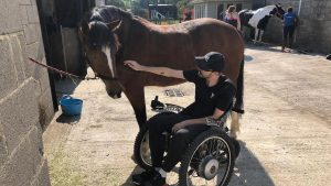 Riding for the Disabled Saxon RDA group