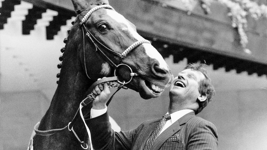 Aldaniti with Bob Champion who together were the memorable 1981 Grand National Winners Owners Nick Embiricos Althea Gifford Trainer Josh Gifford Jockey Bob Champion Record jumps 8 wins from 26 starts Career highlights Won 1981 Whitbread Trial Chase Grand National 2nd 1979 Scottish Grand National 3rd 1977 Hennessy Cognac Gold Cup 1979 Cheltenham Gold Cup Mirrorpix