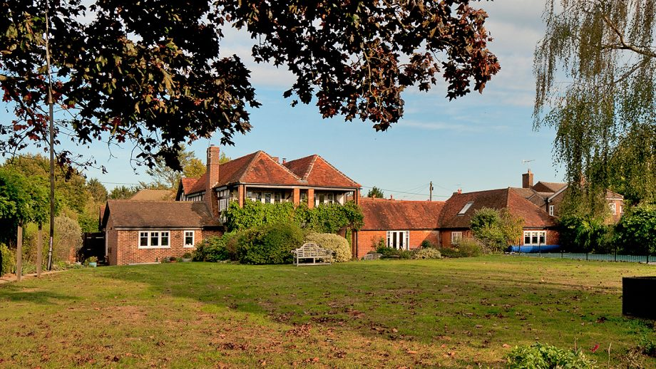 Equestrian property for sale in Kent: Orchard House