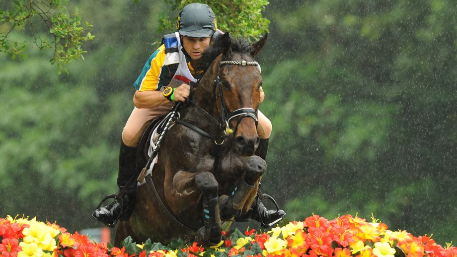 Shane Rose and All Luck at the 2008 Olympics