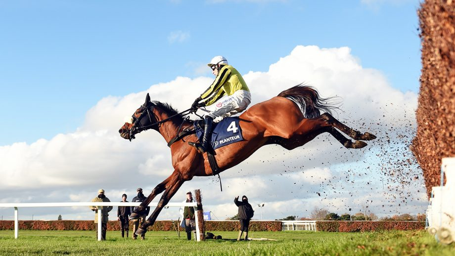 Allmankind and Harry Skelton fly two out to win well 5-12-20