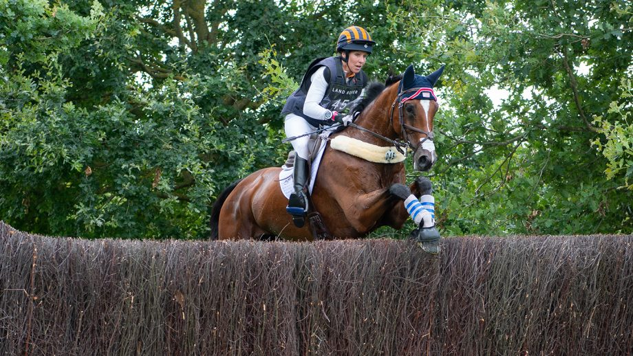 Liz Halliday-Smith United States Eventing Association rider of the year