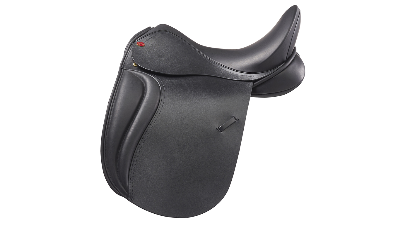 Jeffries Liberty dressage saddle