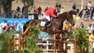 Phillip Dutton and Mighty Nice claim individual bronze at the 2016 Rio Olympics.