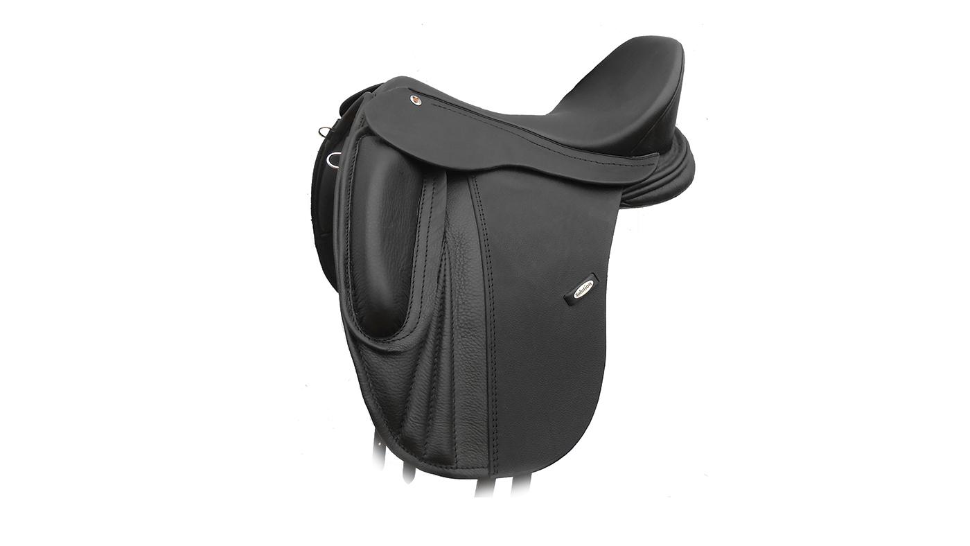 Solution Saddle Smart Pro dressage saddle