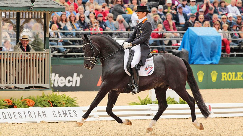 Totilas dies age 20: top riders pay tribute to the special horse
