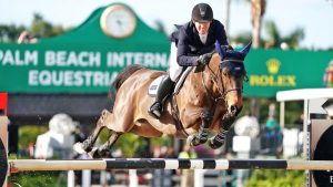 Watch Winter Equestrian Festival. McLain Ward competing at WEF 2021