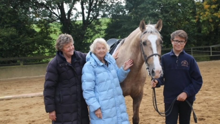 Sheila Layton of Contessa Riding Centre dies age 87
