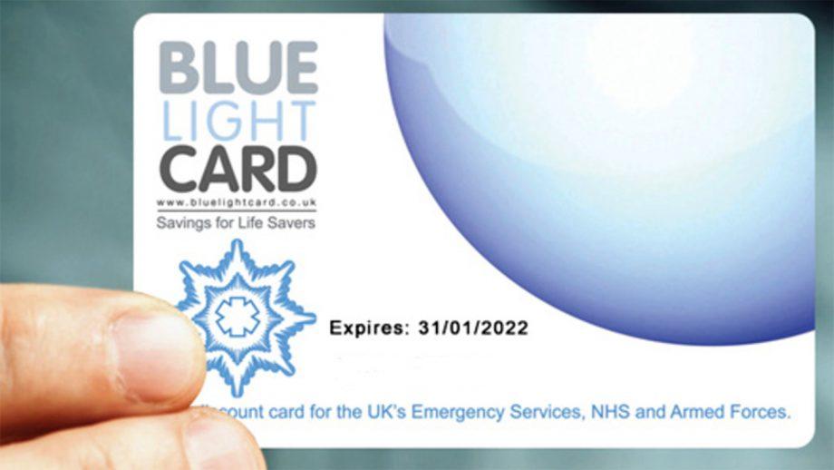 blue light card equestrian discounts