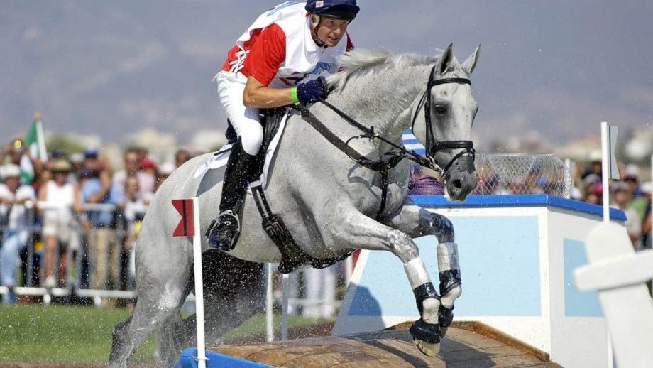 Shear L'Eau at the Athens Olympic Games