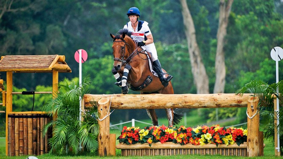 Poggio II put down - the horse who Amy Tryon rode at two Olympic Games has been put down