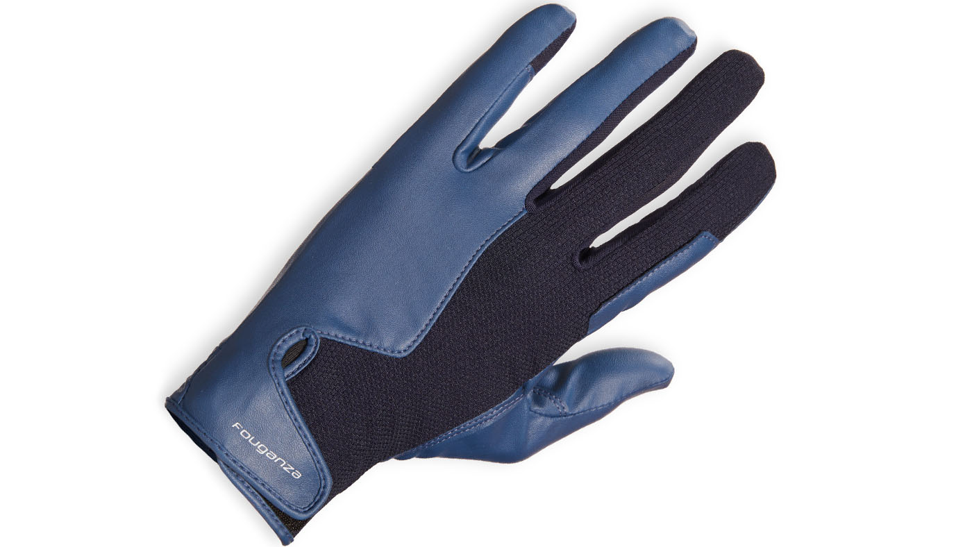 Fouganza 560 riding gloves