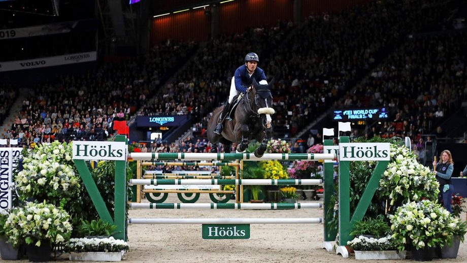 Longines FEI World Cup Finals 2021 cancelled EHV-1 outbreak