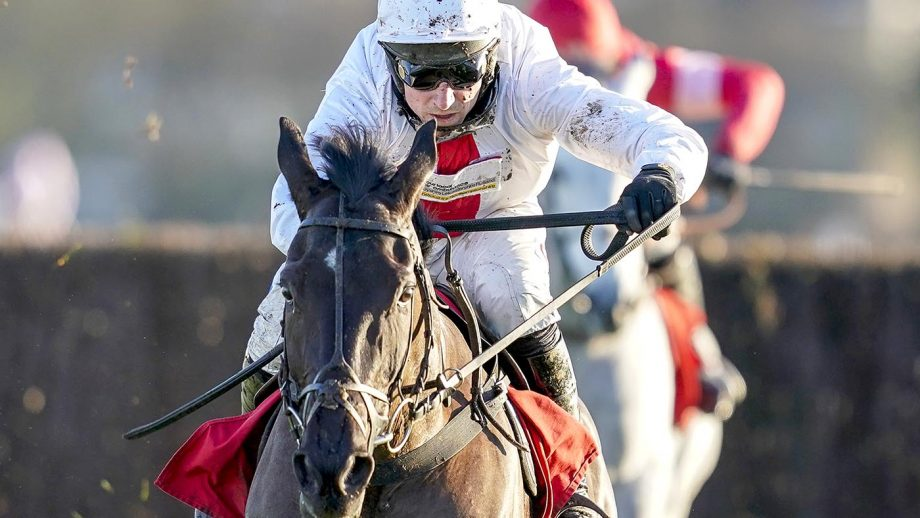 SUNBURY, ENGLAND - DECEMBER 27: Harry Skelton riding Nube Negra clear the last to win The Ladbrokes Desert Orchid Chase at Kempton Park Racecourse on December 27, 2020 in Sunbury, England. Owners are allowed to attend if they have a runner at the meeting otherwise racing remains behind closed doors to the public due to the Coronavirus pandemic. (Photo by Alan Cheltenham Festival Wednesday tips Crowhurst/Getty Images)