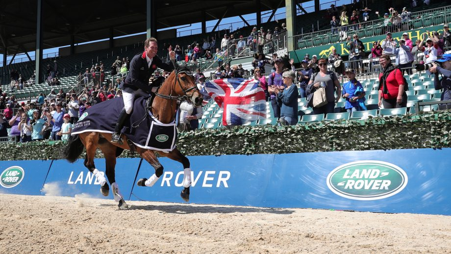 Kentucky Three-Day Event entries 2021 : Oliver Townend and Cooley Master Class are set to return