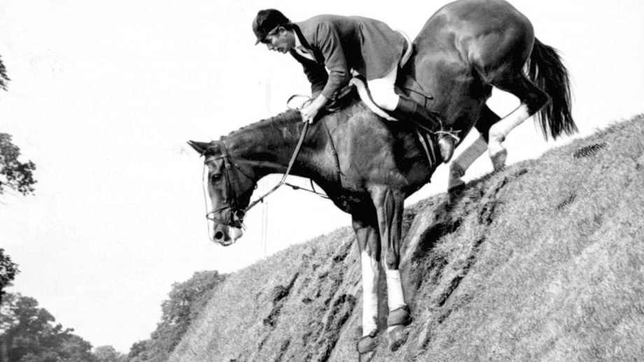 David Broome on Mister Softee wins the Hickstead Derby. Used 17/9/66.