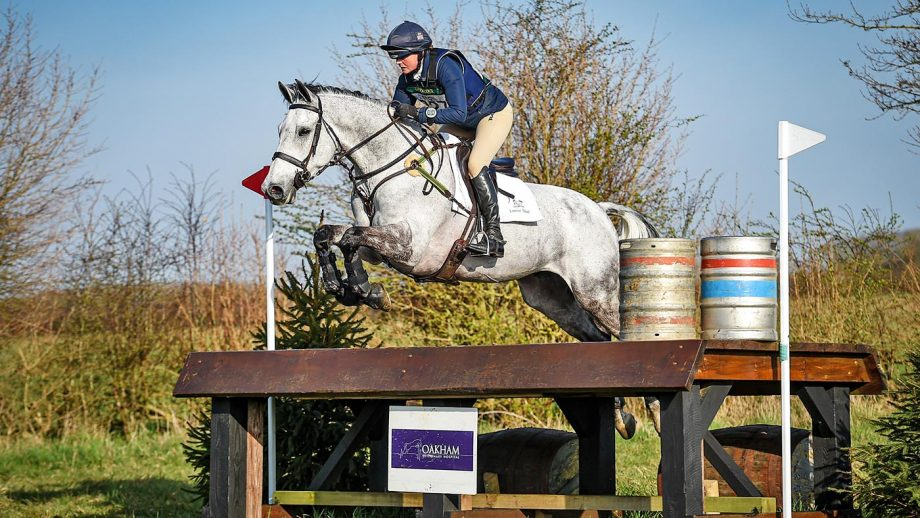 Oasby elite results: Piggy March and Fonbherna Lancer take section E