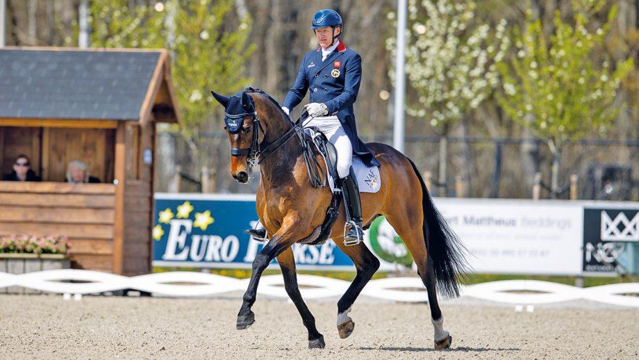 Hughes Gareth, GBR, Sintano Van Hof Olympia CDI 3* Opglabeek © Hippo Foto - Dirk Caremans 24/04/2021