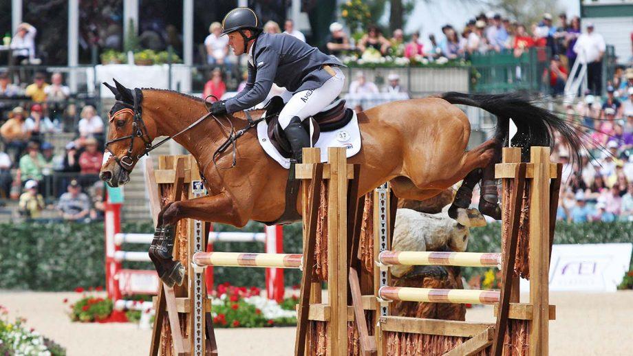 event horse Ballynoe Castle RM