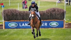 Oliver Townend Kentucky Three-Day Event 2021: Oliver rides Cooley Master Class at Kentucky again this year
