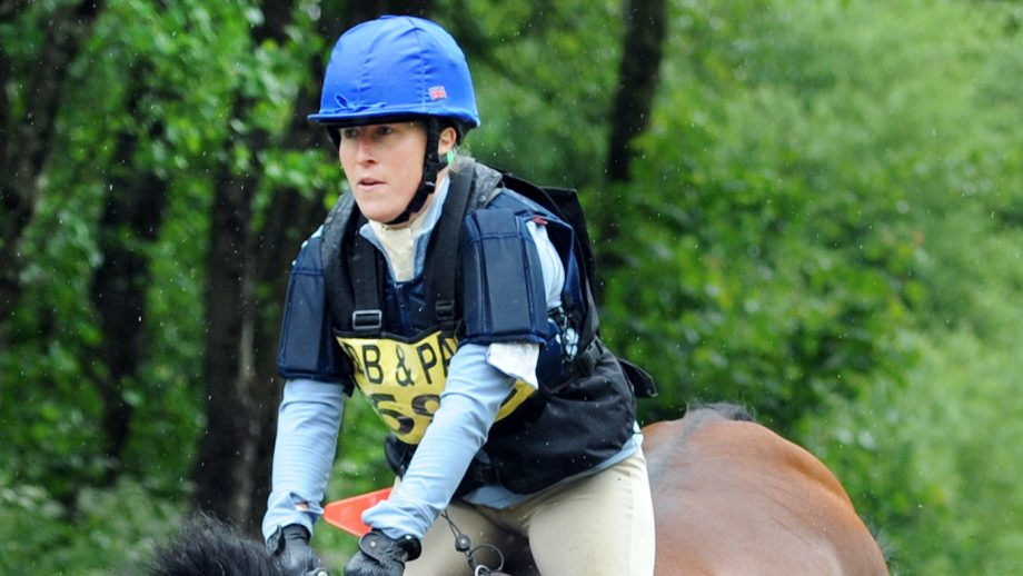 British Eventing chief executive Helen West