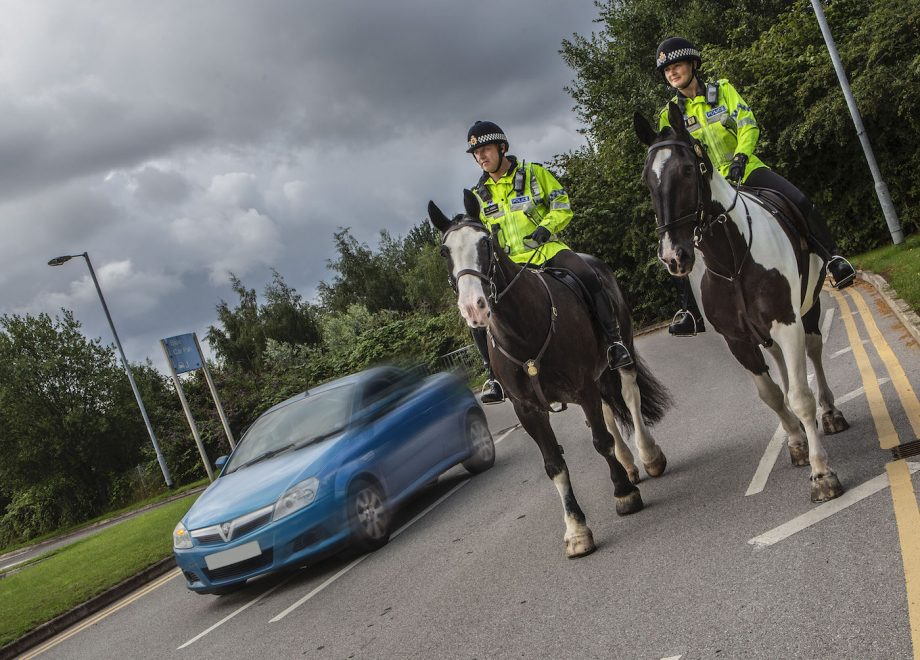 British Horse Society Sefton safety awards 2021