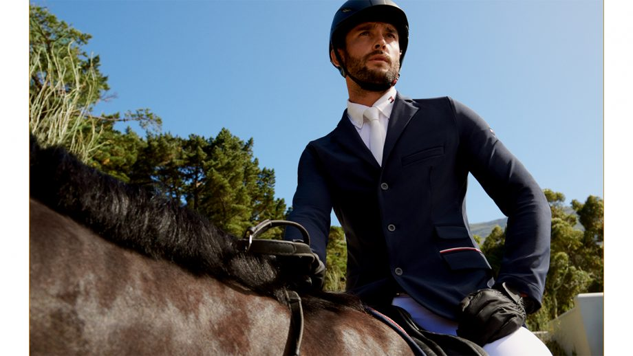 Tommy Hilfiger equestrian collection