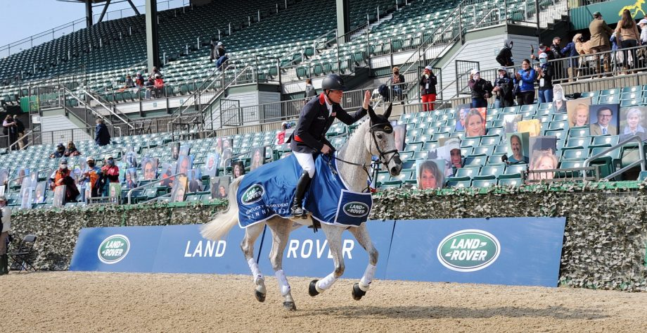 Land Rover Kentucky Three-Day Event 2021 final results: winners Oliver Townend and Ballaghmor Class