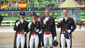 Tokyo Olympic Games equestrian schedule