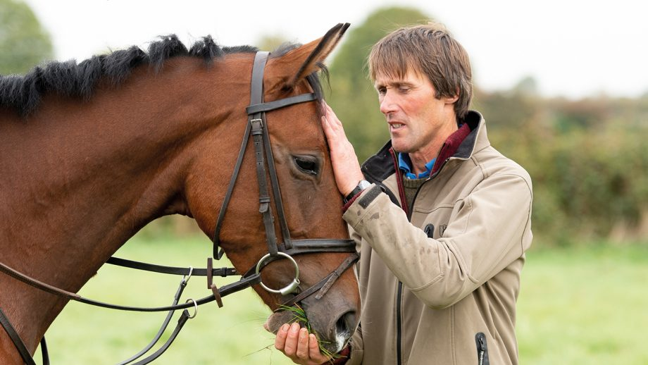 Vere Phillipps and SPARTACUS, Vere Phillipps, Access All Areas, Horse & Hound, Friday 5th October 2018