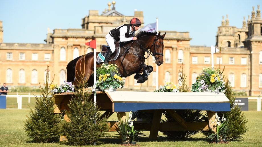 Blenheim Horse Trials is taking place in 2021.