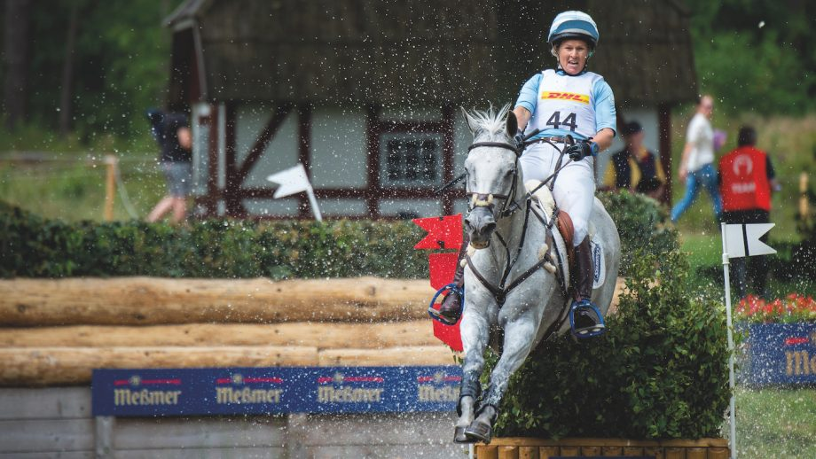 Here's how to watch Luhmühlen Horse Trials on TV P2RF80 Luhmuehlen, Germany. 16 June 2018, Germany, Luhmuehlen: New Zealander equestrian Jonelle Price rides her horse Faerie Dianimo during the Luhmuhlen Horse Trials 2018. Photo: Philipp Schulze/dpa Credit: dpa picture alliance/Alamy Live News