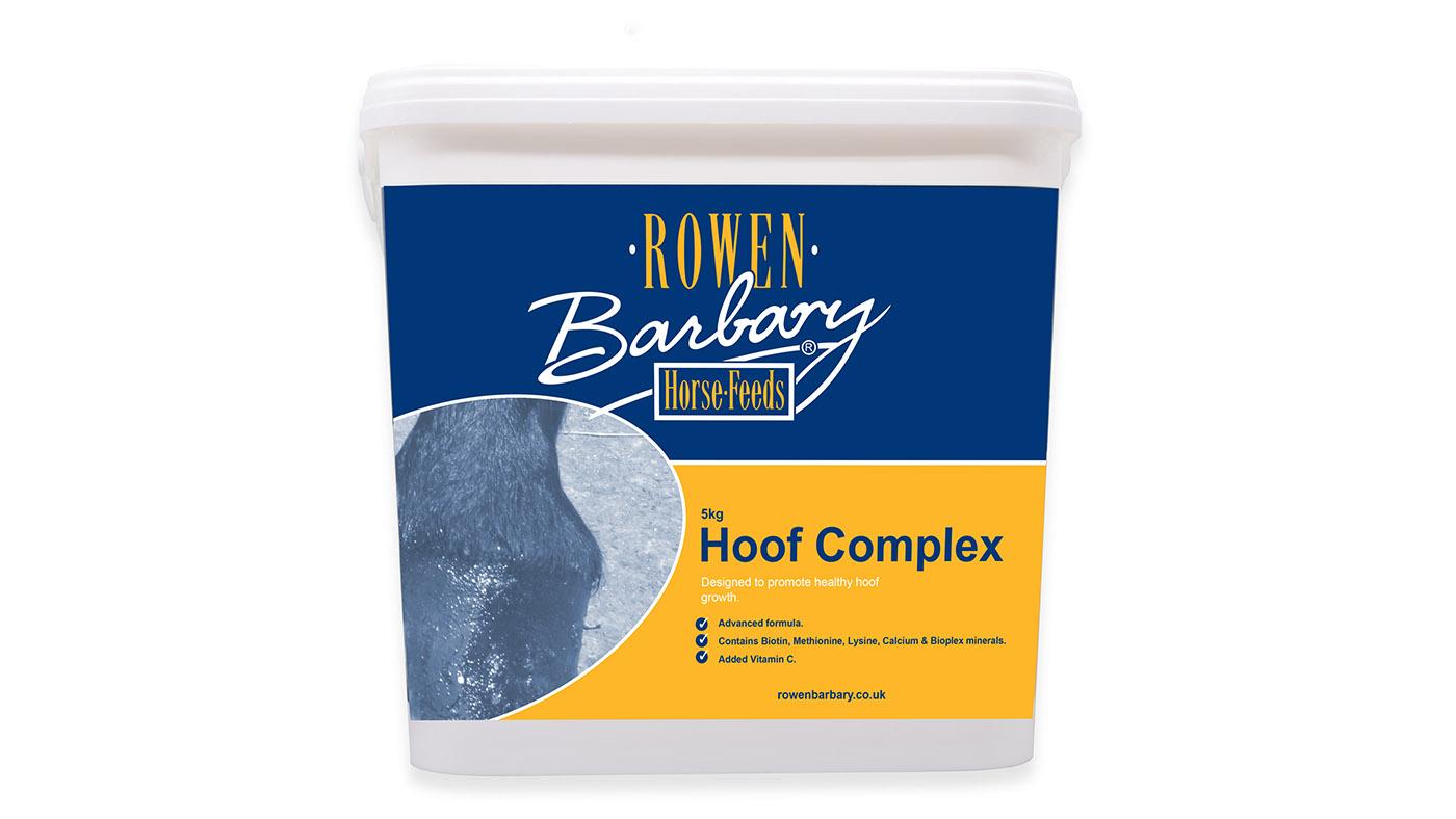 Rowen Barbary Hoof Complex