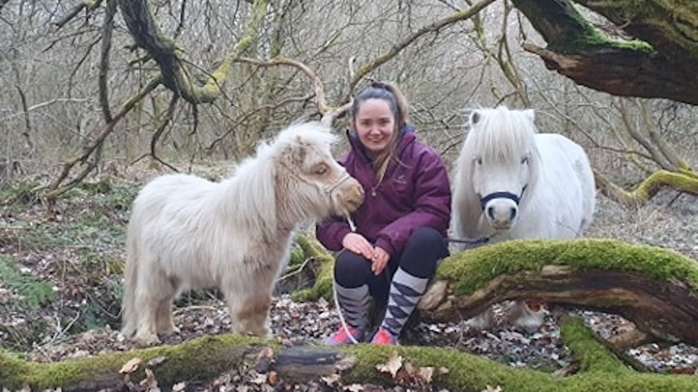 'I wish people wouldn't hide it': owner who nearly lost pony to strangles encourages others to speak out