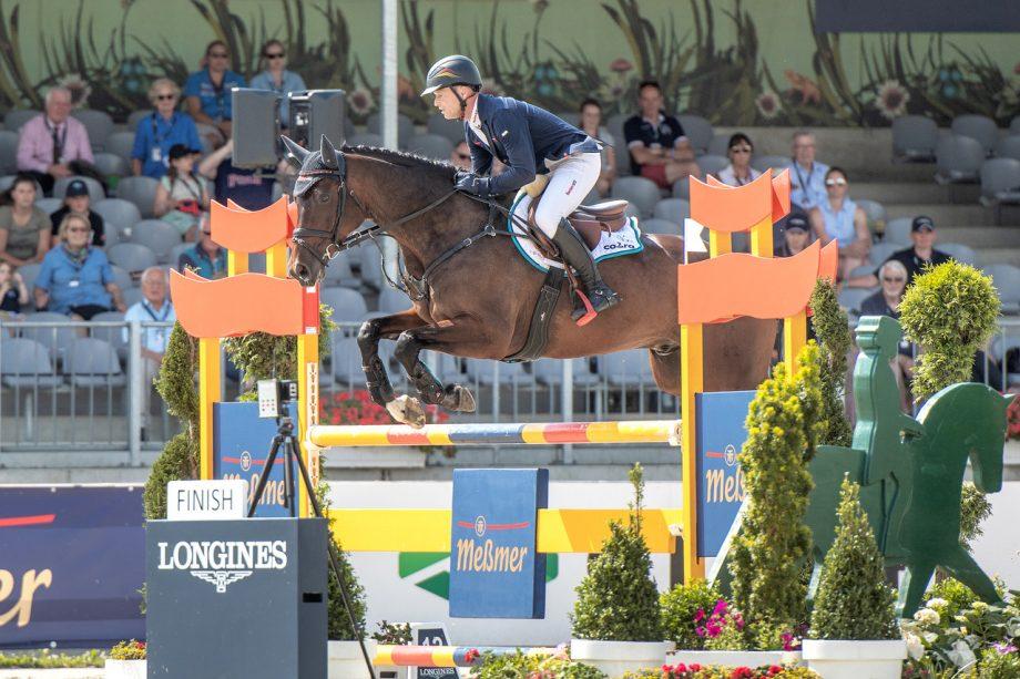 German Olympic eventing team: Michael Jung and FischerChipmunk FRH confirm their spot