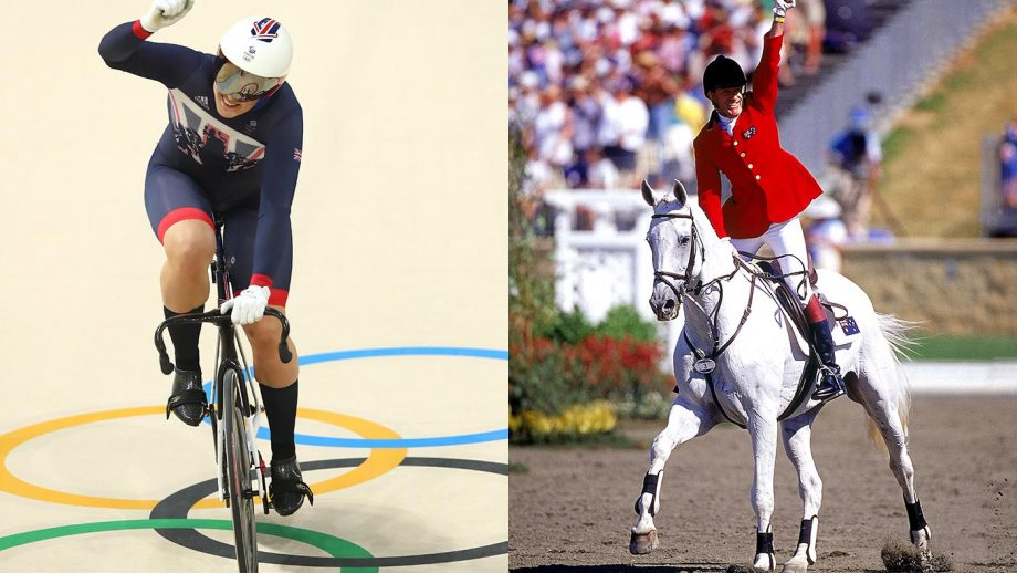 Andrew Hoy and Katy Marchant chat about the Olympics