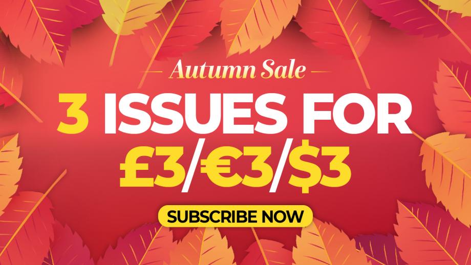 Autumn sale: save on your H&H subscription