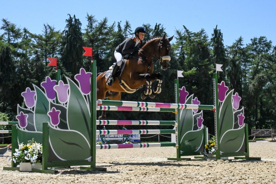 Bicton Horse Trials results