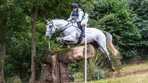 Ones to watch at Bicton Horse Trials: Kitty King riding Venderdi Biats at Bicton 2020.