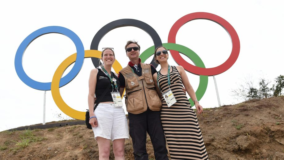 Will the Tokyo Olympics happen? H&H's Pippa Roome, pictured at Rio 2016, blogs about the countdown