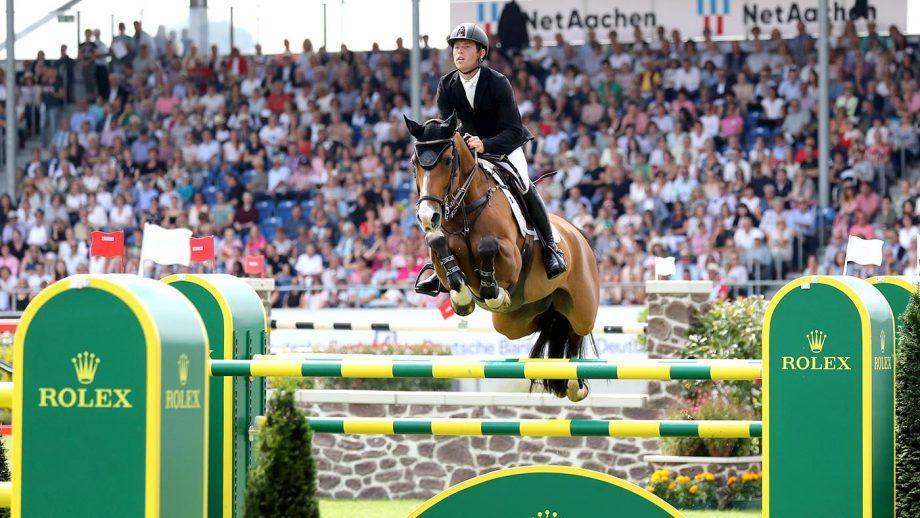 Royal Windsor Horse Show entries