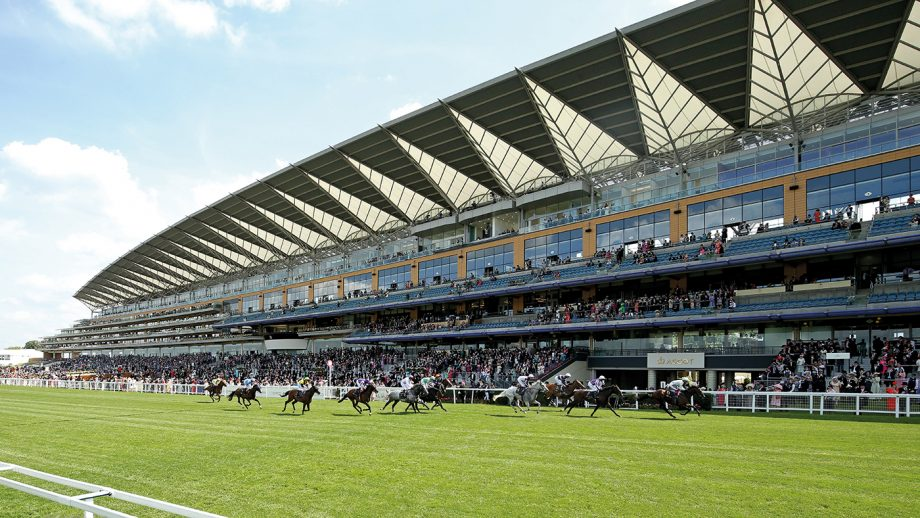 Palace Pier ridden by jockey Frankie Dettori (right) on their way to winning the Queen Anne Stakes during day one of Royal Ascot at Ascot Racecourse. Picture date: Tuesday June 15, 2021.