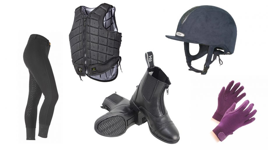 What to wear horse riding