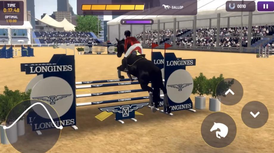 equestriad showjumping
