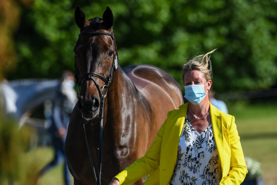 Bicton Horse Trials results: winners Nicola Wilson and JL Dublin
